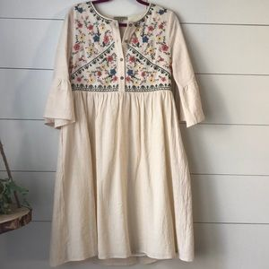 Rolee Bailee Embroidered dress